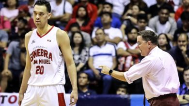 Photo of Tim Cone not giving up on Greg Slaughter