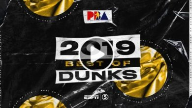 Photo of WATCH: PBA Best DUNKS of 2019!