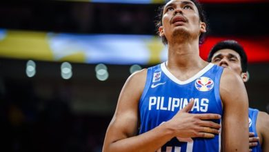 Photo of Japeth Aguilar begs off from Gilas pool for 1st window of FIBA Asia Cup qualifiers