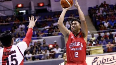 Photo of Prince Caperal signs one-year extension with Brgy. Ginebra