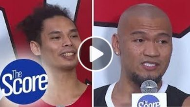 Photo of WATCH: Japeth recalls first meeting with Mark!