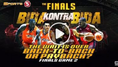 Photo of WATCH: Brgy. Ginebra vs Meralco [Finals Game 2 | 2016 Governors' Cup | October 9, 2016]