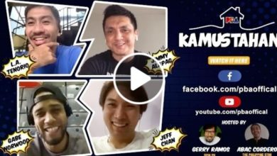 Photo of WATCH: PBA Kamustahan Episode 4 Part 3