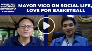 Photo of WATCH: Pasig City Mayor Vico Sotto reveals he's a Brgy. Ginebra fan!