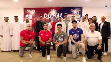 Photo of Dubai's Coca-Cola Arena expresses interest in hosting PBA bubble