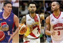 Photo of Sol Mercado, Ronald Tubid, PJ Simon head PBA free agent list