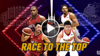 Photo of WATCH: Brgy. Ginebra vs Rain or Shine [2019 Governors' Cup | October 26, 2019]