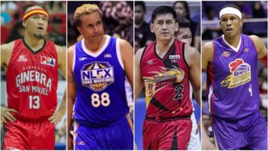 Photo of Club 40s in the PBA bubble
