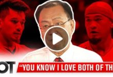 Photo of WATCH: Yap or Caguioa? Dr. J weighs in on The Spark vs Big Game debate!