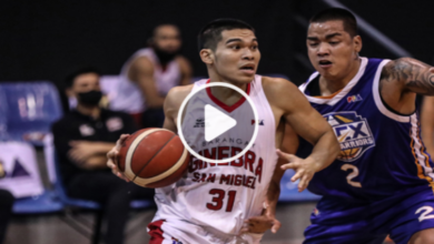 Photo of WATCH: Aljon Mariano Highlights [Brgy. Ginebra vs NLEX | October 11, 2020]