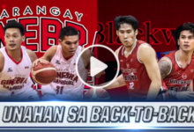 Photo of WATCH: Brgy. Ginebra vs Blackwater [2020 Philippine Cup | October 15, 2020]
