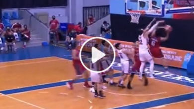 Photo of WATCH: Hangtime move by Scottie Thompson!