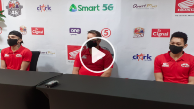 Photo of WATCH: PBA Media Availability with Tim Cone, Scottie Thompson and Kent Salado