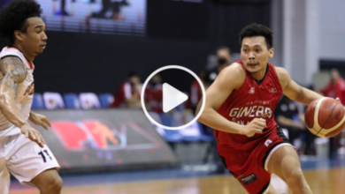 Photo of WATCH: Scottie Thompson Highlights [Brgy. Ginebra vs Meralco | October 18, 2020]