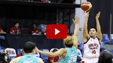 Photo of WATCH: Arvin Tolentino Highlights [Brgy. Ginebra vs Phoenix Super LPG | October 21, 2020]