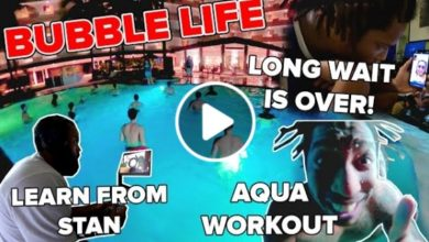 Photo of WATCH: PBA Bubble Life [Long wait is over | Aqua Workout | Learn from Stan]