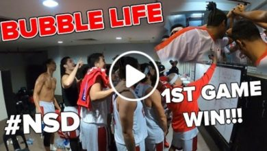 Photo of WATCH: PBA Bubble Life Day 8 [1st Win | Before and after the Game]