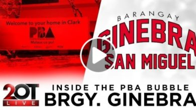 Photo of WATCH: Brgy. Ginebra San Miguel – Inside the PBA Bubble [Lineup, Schedule & Preview]