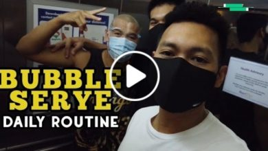 Photo of WATCH: Daily routine in PBA Bubble!
