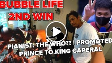 Photo of WATCH: PBA Bubble Life Day 11 [2nd Win! | Prince promoted to King Caperal]