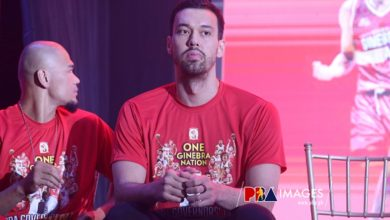 Photo of Greg Slaughter entertaining offers from abroad but still open to Brgy. Ginebra return