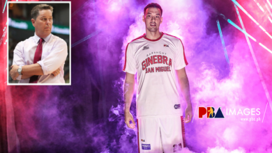 Photo of Tim Cone aware of Greg Slaughter's arrival in PH, regrets his absence in PBA bubble