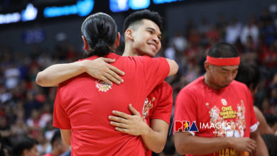 Photo of PBA to discourage high fives, fist bumps, bro hugs inside Clark bubble