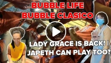 Photo of WATCH: PBA Bubble Life Day 16 [Bubble Clasico | Lady is Back! | Japeth can play too?]