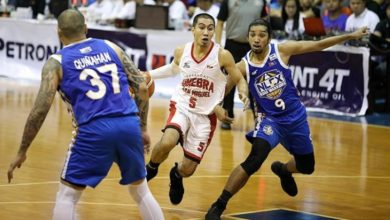 Photo of 'Iron Man' streak in danger as LA Tenorio listed as questionable for game against NLEX