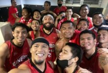 Photo of Mark Caguioa becomes only player in PBA history to play 18 seasons with one franchise