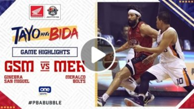 Photo of WATCH: Brgy. Ginebra vs Meralco Game Highlights [October 18, 2020]