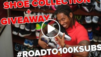 Photo of WATCH: JDV shoe collection + shoe giveaway!