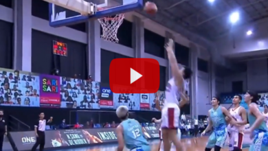 Photo of WATCH: Scottie flies high for the putback over 4 Fuel Masters!