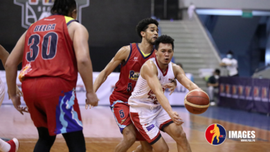 Photo of Brgy. Ginebra slides to 4-2 after 85-82 overtime loss to Rain or Shine